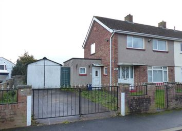 Thumbnail 3 bed end terrace house for sale in Crossway, Rogiet, Caldicot