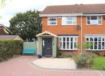 3 bed semi-detached house for sale in Marsh End, Kings Norton, Birmingham B38