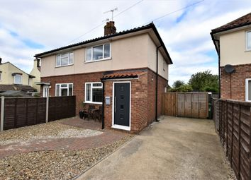 Thumbnail 2 bed semi-detached house for sale in Grove Road, Cromer