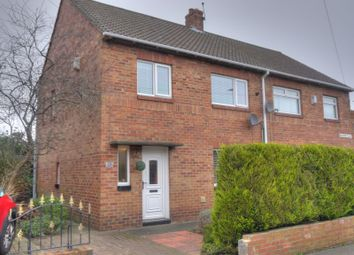 3 bed semi-detached house for sale in Millbank Place, Bedlington NE22