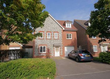 Thumbnail 6 bed detached house for sale in Metcalfe Avenue, Stubbington, Fareham