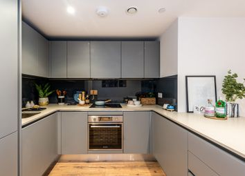 Thumbnail 1 bedroom flat for sale in The Dumont, 22-29 Albert Embankment, London