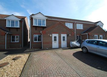 Thumbnail 2 bed terraced house for sale in Winston Drive, Skegness