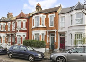 Thumbnail 4 bed terraced house for sale in Tregarvon Road, Battersea, London
