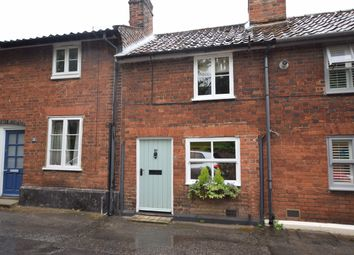 Thumbnail 2 bed cottage for sale in Bredfield Street, Woodbridge