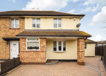 Thumbnail 3 bed terraced house for sale in Princes Road, Canvey Island