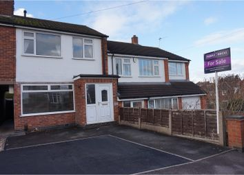 Thumbnail 2 bed terraced house for sale in St. Bernards Close, Shepshed