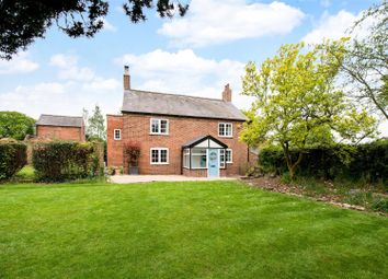 Thumbnail 5 bed detached house for sale in Vicarage Lane, Gresford, Wrexham