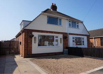Thumbnail 2 bed semi-detached house for sale in Lidgard Road, Humberston, Grimsby