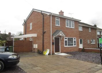 Thumbnail 2 bed detached house for sale in Singleton Avenue, Crewe