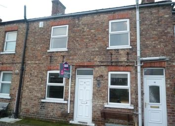 Thumbnail 1 bed terraced house to rent in Park Square, Ripon