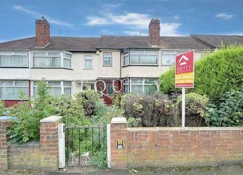 Thumbnail 3 bed terraced house for sale in Hoe Lane, Enfield
