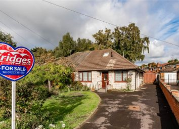 3 bed bungalow for sale in Belmont Close, Farnborough, Hampshire GU14