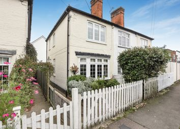 Thumbnail 3 bed cottage to rent in Brockenhurst Road, Ascot