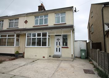 Thumbnail 3 bed property for sale in Clacton-On-Sea, Essex