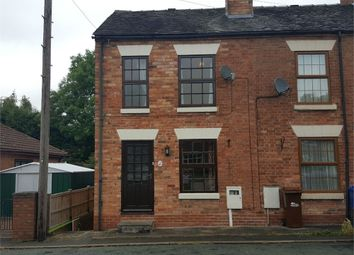 Thumbnail 3 bed end terrace house to rent in Woods Lane, Burton-On-Trent, Staffordshire