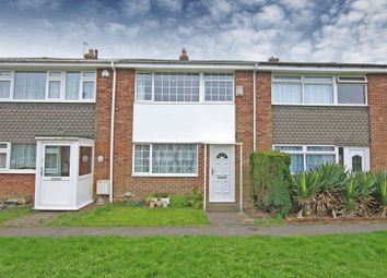 Thumbnail 3 bedroom town house for sale in Oversetts Court, Newhall, Swadlincote