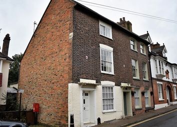 3 bed end terrace house for sale in St. Margarets Street, Rochester ME1