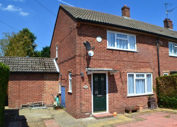 Thumbnail 2 bed end terrace house for sale in Roundfeld, Upper Bucklebury