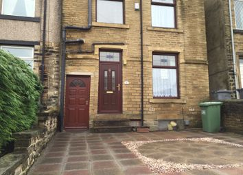 Thumbnail 1 bed terraced house to rent in Stile Common Road, Huddersfield