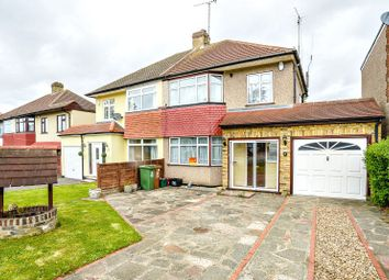 Thumbnail 3 bed semi-detached house for sale in Little Heath Road, Bexleyheath, Kent