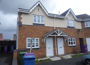 Thumbnail 2 bed town house to rent in All Hallows Drive, Speke, Liverpool