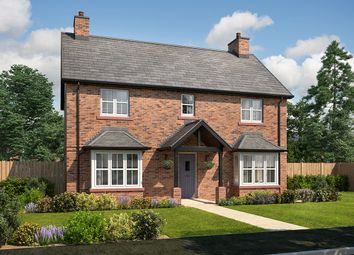 "Thumbnail 4 bed detached house for sale in ""Arundel"" at Ascot Way, Carlisle"