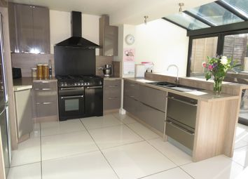 Thumbnail 5 bed semi-detached house for sale in Merafield Drive, Plympton, Plymouth