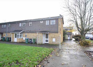 Thumbnail 3 bedroom end terrace house for sale in Brushrise, Herts, Watford
