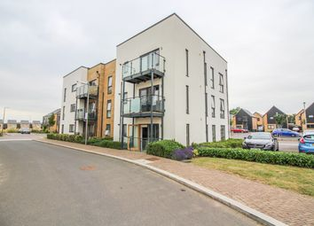 Thumbnail 2 bedroom flat for sale in Skylark Place, Newhall, Harlow