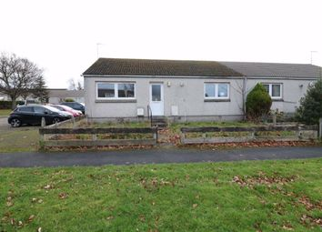 Thumbnail 2 bedroom semi-detached bungalow for sale in Ordiquish Road, Fochabers, Moray