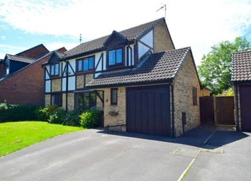 Thumbnail 5 bedroom detached house for sale in Hampden Close, Yate, Bristol