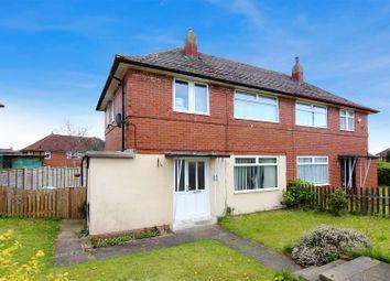 Thumbnail 2 bedroom semi-detached house for sale in Malham Close, Seacroft, Leeds