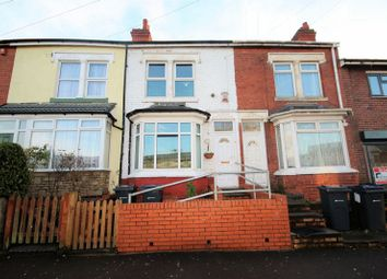 Thumbnail 3 bed terraced house to rent in Pelham Road, Saltley, Birmingham