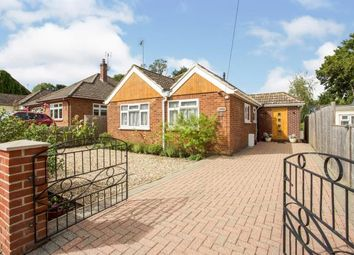 Church Crookham, Fleet, Hampshire GU52. 3 bed bungalow