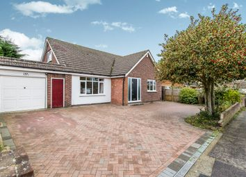 Thumbnail 4 bed bungalow for sale in Park Avenue, Purbrook, Waterlooville