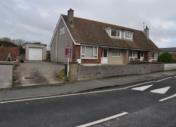 Thumbnail 2 bed property for sale in Garreglwyd Road, Holyhead