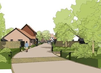 Thumbnail 3 bedroom semi-detached house for sale in Peek Close, Lavenham, Suffolk