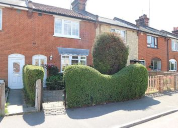 Thumbnail 3 bed terraced house for sale in Foster Road, Parkeston, Harwich