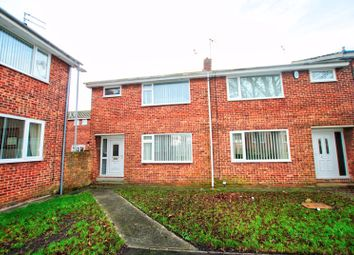 Thumbnail 3 bedroom property for sale in Hepple Court, Blyth