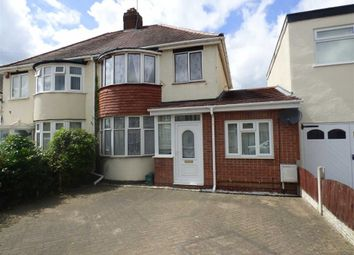 Thumbnail 3 bedroom semi-detached house to rent in Probert Road, Wolverhampton