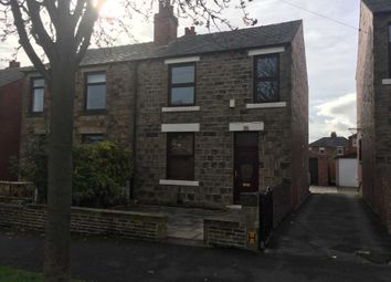 Thumbnail 3 bed semi-detached house to rent in Bywell Road, Dewsbury