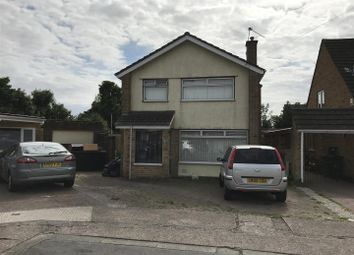 Thumbnail 5 bedroom detached house for sale in Witla Court Road, Rumney, Cardiff