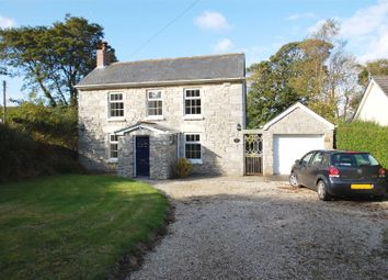 Thumbnail 4 bed cottage to rent in Godolphin Cross, Helston