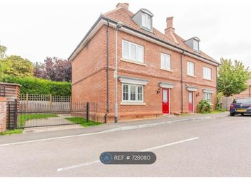 Thumbnail 4 bed semi-detached house to rent in Ancient Meadows, Bottisham, Cambridge