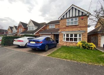 Lysander Way, Gateford, Worksop S81. 4 bed detached house for sale