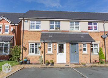 Thumbnail 3 bedroom mews house for sale in Coppice Close, Lostock, Bolton