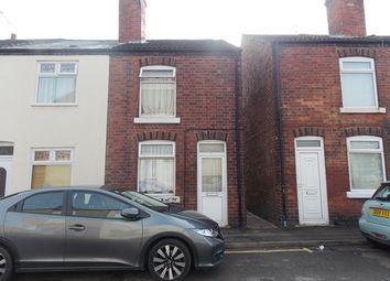 Thumbnail 2 bed end terrace house for sale in Little Hallam Lane, Ilkeston