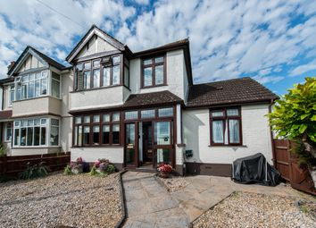 Thumbnail 4 bed semi-detached house for sale in Sheen Way, Wallington