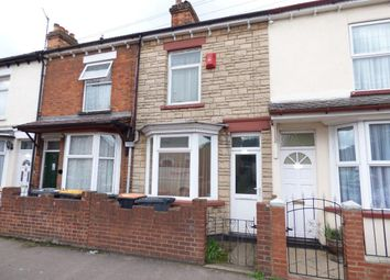 Thumbnail 2 bed terraced house for sale in Fenlake Road, Bedford